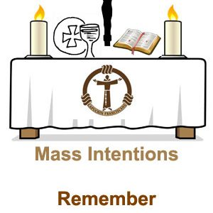 Mass Intention Remember